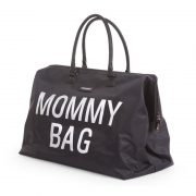 torba podróżna mommy bag childhome czarna