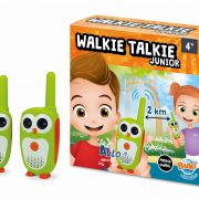 WALKIE-TALKIE JUNIOR zasięg 2 km TW03